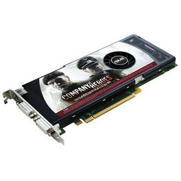 Carte graphique ASUS EN8800GT/G/HTDP/512M ASUS EN8800GT/G/HTDP/512M - 512 Mo TV-Out/Dual DVI - PCI Express (NVIDIA GeForce 8800 GT)