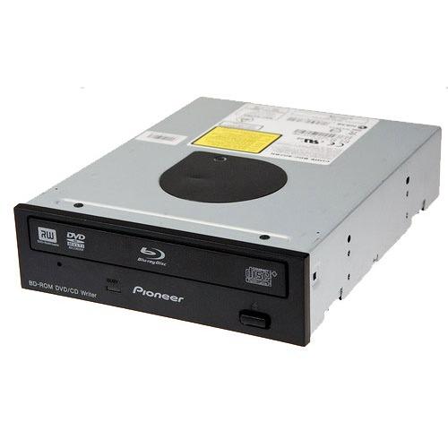 Lecteur graveur Pioneer BDC-S02 BK Pioneer BDC-S02 BK - Lecteur Blu-ray/Graveur DVD(+/-)RW/RAM 12/6/12/6/5 DL(+/-) 4/4x CD-RW 24/24/32x SATA - Noir (bulk)