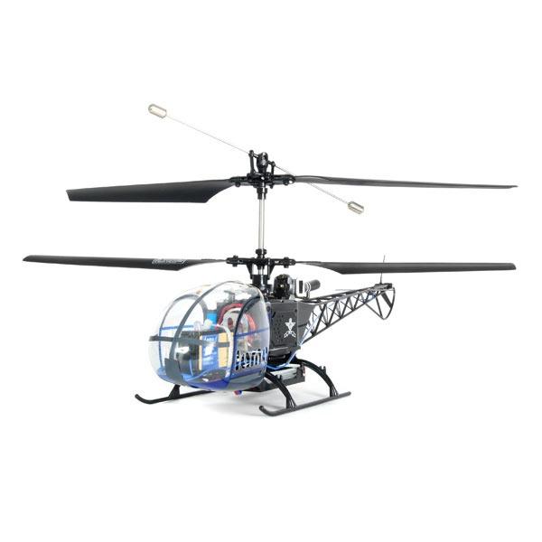 Goodies COLCO LAMA V5 COLCO LAMA V5 Bi-rotors - Hélicoptère Radiocommandé + Accessoires offerts