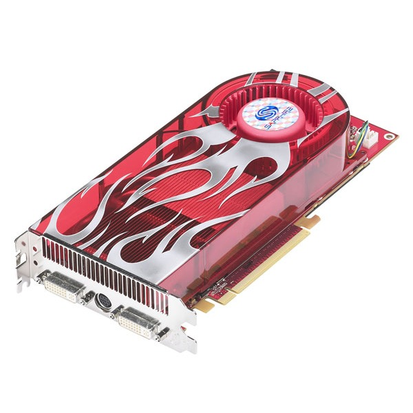 Carte graphique Sapphire HD 2900 PRO Sapphire HD 2900 PRO - 512 Mo TV-Out/Dual DVI - PCI Express (ATI Radeon HD 2900 PRO)
