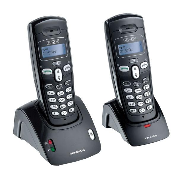 alcatel versatis 830 duo t l phone sans fil alcatel sur. Black Bedroom Furniture Sets. Home Design Ideas