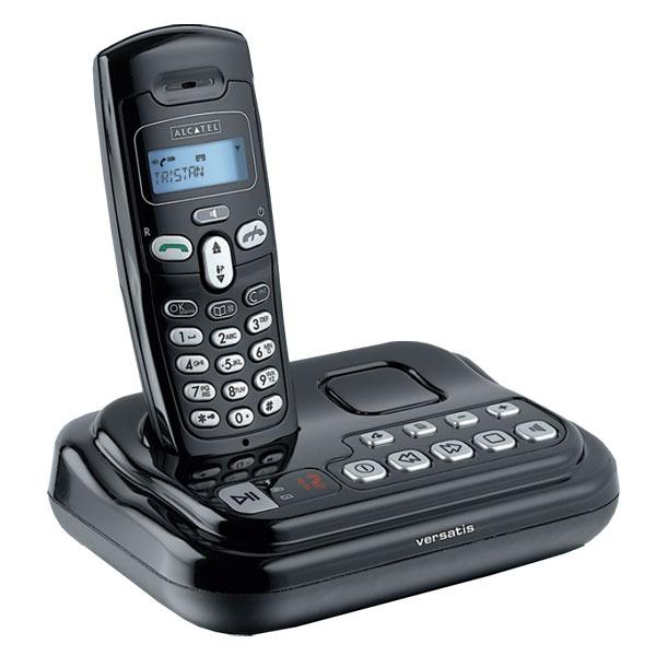 alcatel versatis 830 voice t l phone sans fil alcatel sur. Black Bedroom Furniture Sets. Home Design Ideas