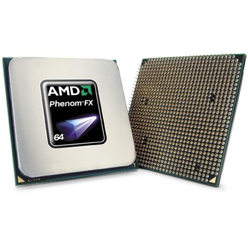 amd phenom x4 quad core 9600 processeur amd sur. Black Bedroom Furniture Sets. Home Design Ideas