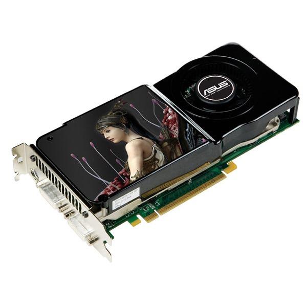 Carte graphique ASUS EN8800GTS/HTDP/512M ASUS EN8800GTS/HTDP/512M - 512 Mo TV-Out/Dual DVI - PCI Express (NVIDIA GeForce 8800 GTS) - (garantie 3 ans)