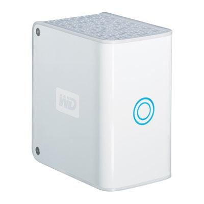 Disque réseau Western Digital WDG2NC20000E Western Digital My Book World Edition II - 2 To 7200 RPM 16 Mo (Ethernet)