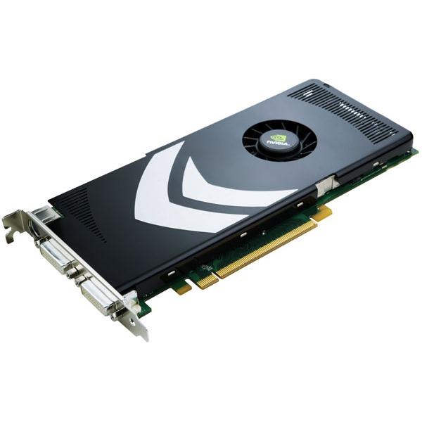 Carte graphique NVIDIA GeForce 8800 GT - 512 Mo NVIDIA GeForce 8800 GT - 512 Mo TV-Out/Dual DVI - PCI Express (NVIDIA GeForce 8800 GT)