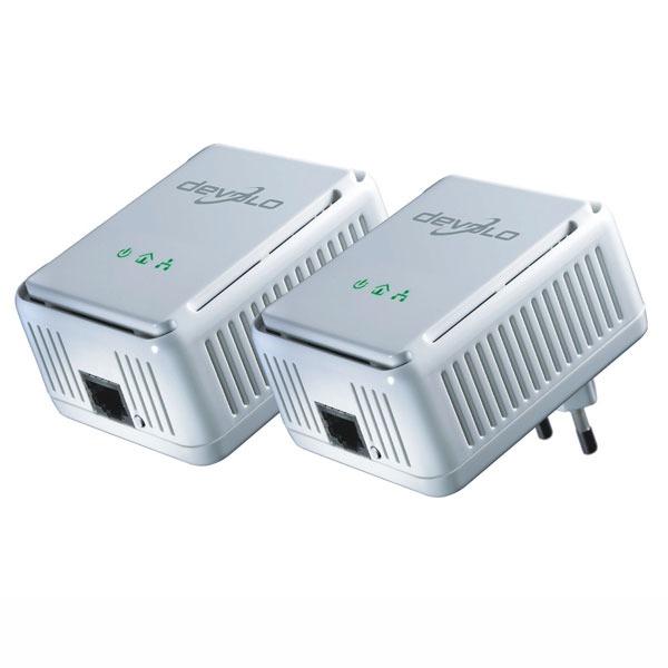 CPL devolo dLAN 200 AVeasy Starter Kit devolo dLAN 200 AVeasy Starter Kit - Pack de 2 adaptateurs CPL 200 Mbps