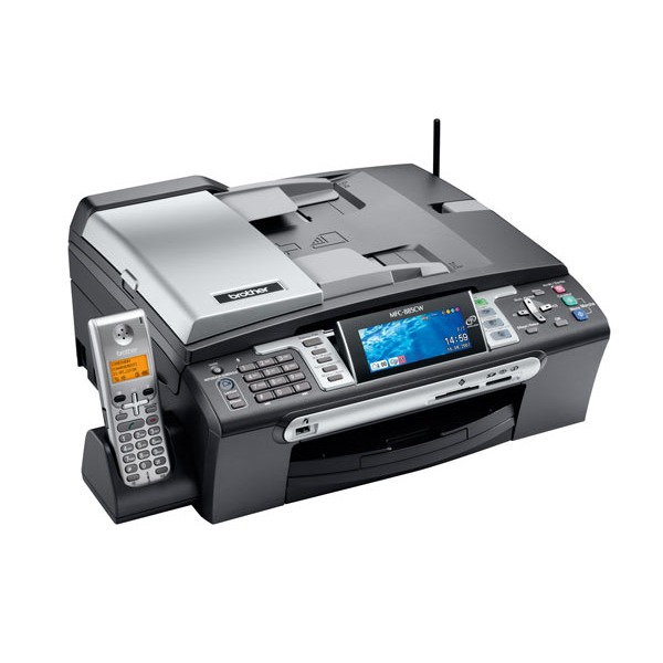 Imprimante multifonction Brother MFC-885CW Brother MFC-885CW (USB 2.0/Ethernet/Wi-Fi)