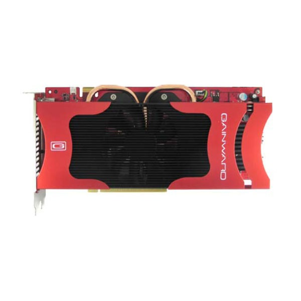 Carte graphique Gainward Bliss GeForce 8800 GT Gold Edition Gainward Bliss 8800 GT Gold Edition - 1 Go TV-Out/Dual DVI - PCI Express (NVIDIA GeForce 8800 GT)