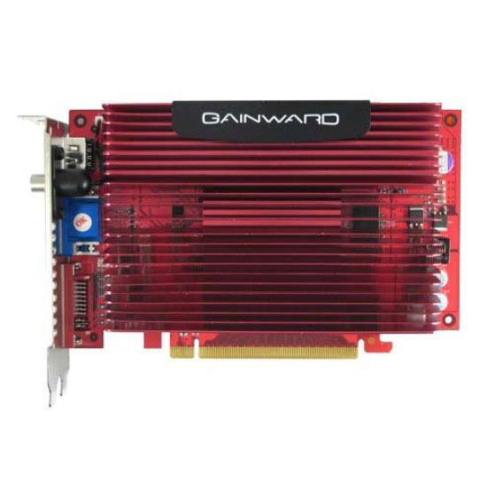 Carte graphique Gainward Bliss GeForce 8600 GT - 512 Mo Gainward Bliss 8600 GT - 512 Mo TV-Out/DVI PCI Express (NVIDIA GeForce 8600 GT)