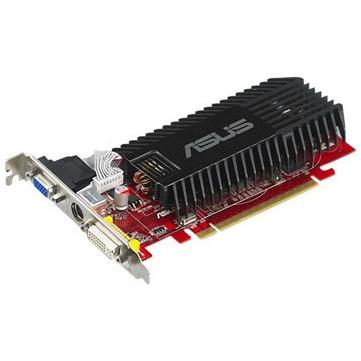 Carte graphique ASUS EAH3450/HTP/256M ASUS EAH3450/HTP/256M - 256 Mo TV-Out/ DVI - PCI-Express (ATI Radeon HD 3450)