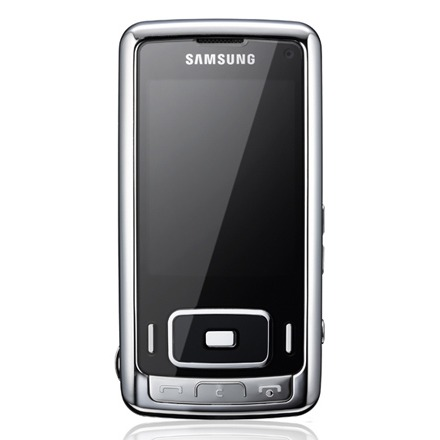 Mobile & smartphone Samsung SGH-G800 Samsung SGH-G800 (coloris argent)