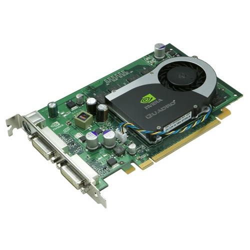 Carte graphique pro PNY Quadro FX 1700 Edition Pro PNY Quadro FX 1700 - 512 Mo TV-Out/Dual DVI - PCI Express (NVIDIA Quadro FX 1700) - Edition Pro