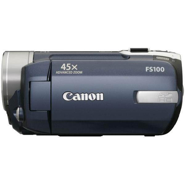 canon fs100 cam scope num rique canon sur. Black Bedroom Furniture Sets. Home Design Ideas