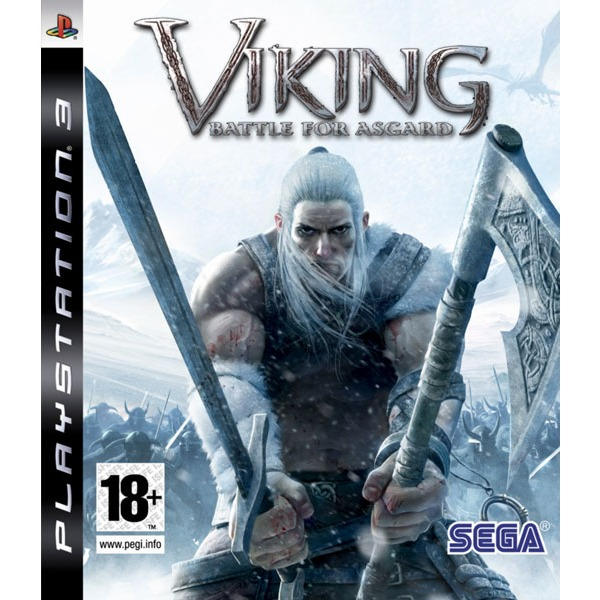 viking battle for asgard sega sur. Black Bedroom Furniture Sets. Home Design Ideas