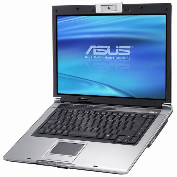 """PC portable ASUS F5RL-AP238C ASUS F5RL-AP238C - Intel Pentium Dual-Core T2370 2 Go 160 Go 15.4"""" TFT Graveur DVD Super Multi DL Wi-Fi G Webcam WVFP"""