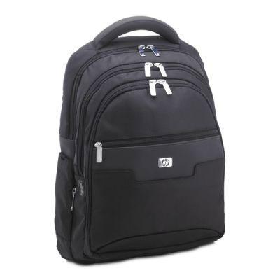 Sac, sacoche, housse HP Deluxe Nylon Backpack HP sac à dos pour ordinateur portable (jusqu'à 17'')