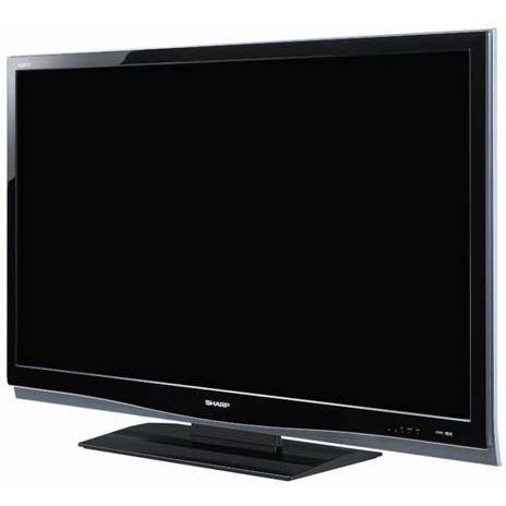 sharp lc 46x8e tv sharp sur. Black Bedroom Furniture Sets. Home Design Ideas