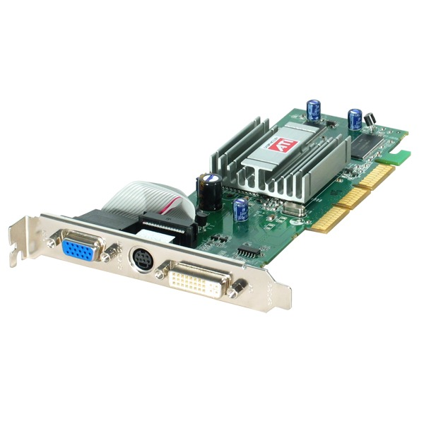 Carte graphique Sapphire Radeon 9250 Lite - 128 Mo - TV-Out/DVI - AGP Sapphire Radeon 9250 Lite - 128 Mo - TV-Out/DVI - AGP (ATI Radeon 9250)