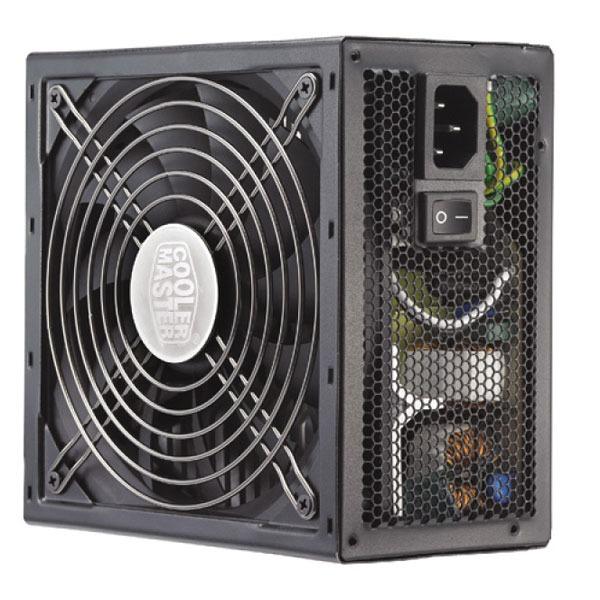 Alimentation PC Cooler Master Silent Pro M600 Alimentation modulaire 600W ATX v2.3 12V