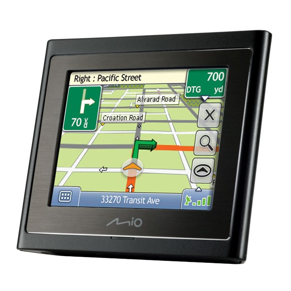 GPS Mio Moov 200 (Carte Europe) Mio Moov 200 (Carte Europe)