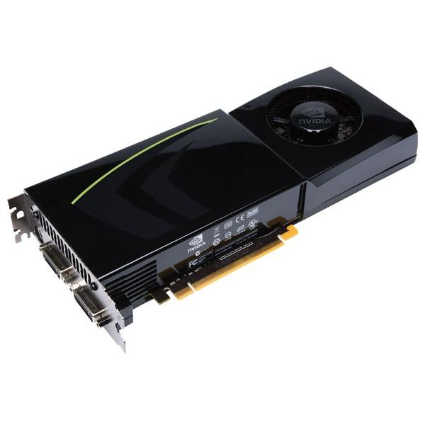 Carte graphique NVIDIA GeForce GTX 280 - 1 Go TV-Out/Dual DVI - PCI Express NVIDIA GeForce GTX 280 - 1 Go TV-Out/Dual DVI - PCI Express