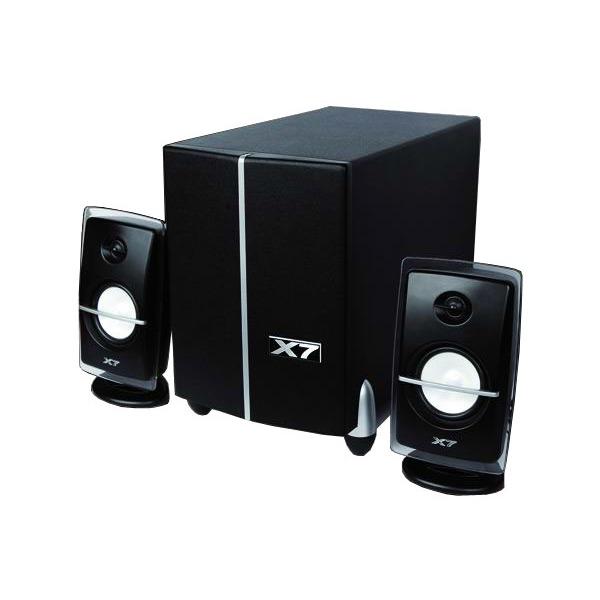 Enceinte PC A4Tech X7 XS-800 A4Tech X7 XS-800 - Ensemble 2.1 pour joueurs