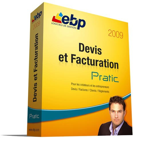 ebp devis et facturation pratic 2009