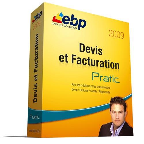 ebp devis et facturation pratic 2009