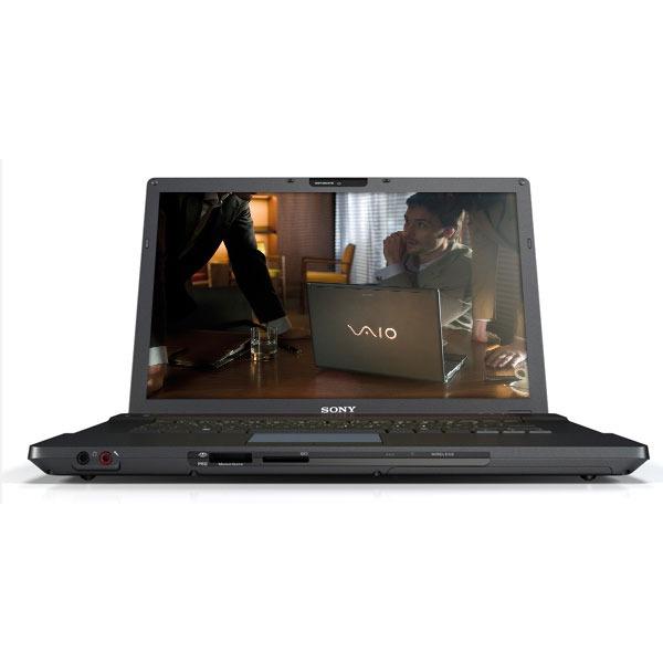 "PC portable Sony VAIO BZ11MN Sony VAIO BZ11MN - Intel Core 2 Duo P8400 2 Go 160 Go 15.4"" TFT Graveur DVD Super Multi DL Wi-Fi N/Bluetooth WVP"