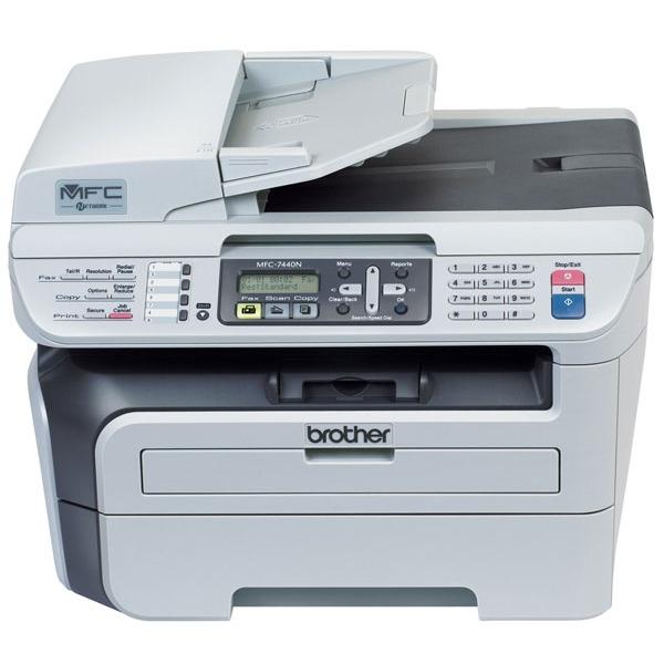 Brother Mfc 7440n Imprimante Multifonction Brother Sur