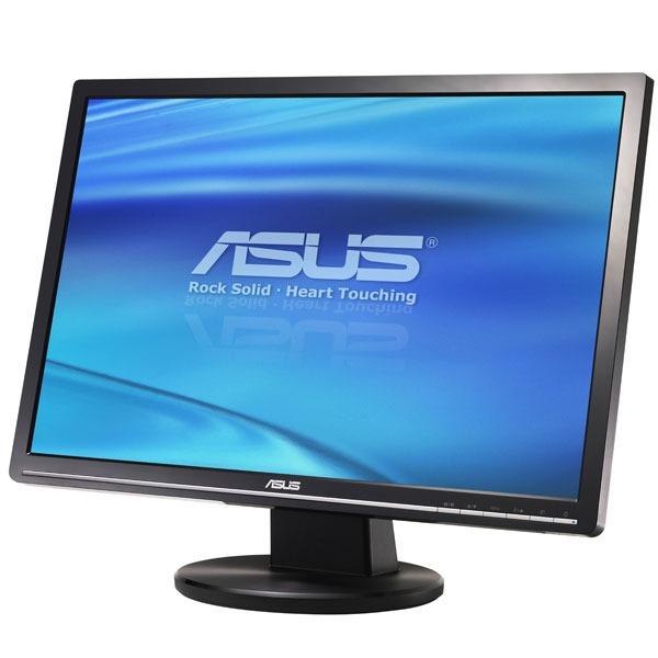 """Ecran PC ASUS VW223D ASUS 22"""" LCD - VW223D - 5 ms - Format large 16/10 - Noir"""