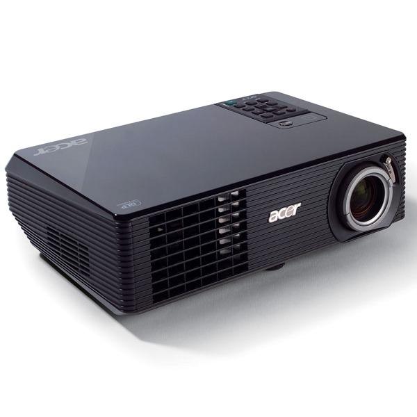 Vidéoprojecteur Acer X1260 ColorBoost II Acer X1260 ColorBoost II - 2000 Lumens XGA, DLP