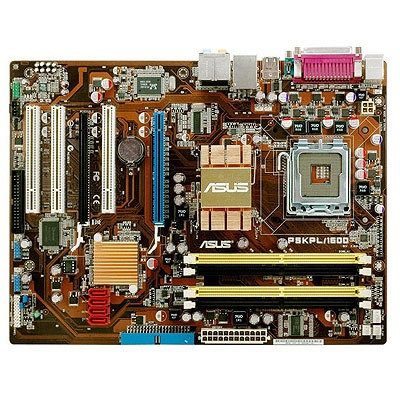 Carte mère ASUS P5KPL/1600 ASUS P5KPL/1600 (Intel G31 Express) - ATX - (garantie 3 ans)