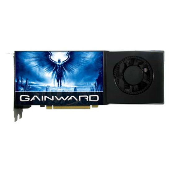 Carte graphique Gainward GeForce GTX 260+ - 896 Mo Gainward GeForce GTX 260+ Limited Edition - 896 Mo TV-Out/Dual DVI - PCI Express (NVIDIA GeForce avec CUDA GTX 260)