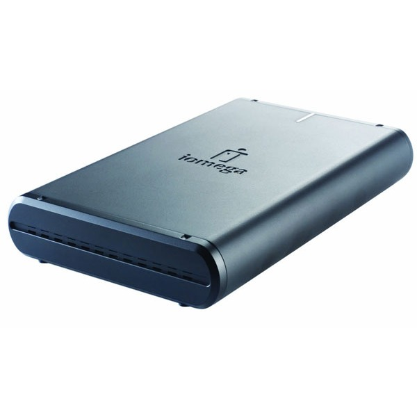 Disque dur externe Iomega Value Series Desktop Hard Drive 250 Go Iomega Value Series Desktop Hard Drive 250 Go  (USB 2.0)