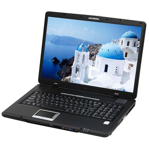 """PC portable MSI ER710-240FR MSI ER710-240FR - AMD Athlon 64 X2 TK-57 3 Go 250 Go 17.1"""" TFT Graveur DVD Super Multi Wi-Fi G Webcam WVFP (garantie 2 ans)"""