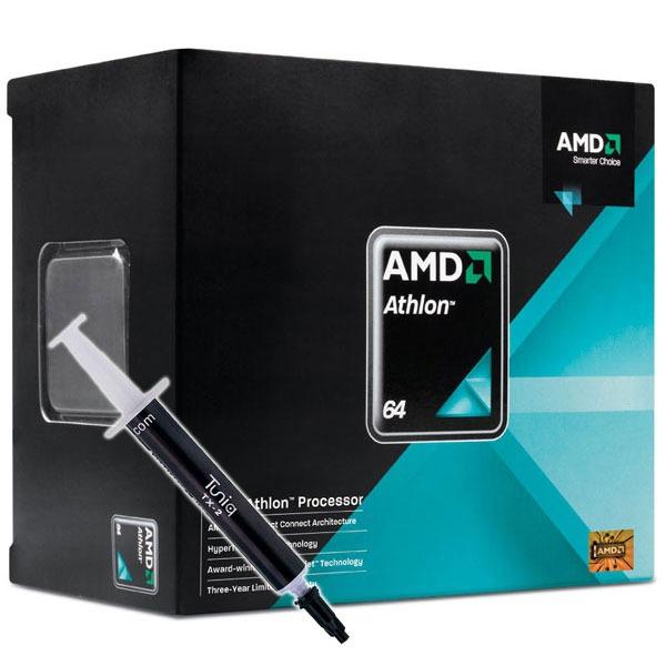 Processeur AMD Athlon 64 LE-1640 (version boîte - garantie constructeur 3 ans) + Pâte thermique Tuniq TX-2 AMD Athlon 64 LE-1640 (version boîte) + Pâte thermique Tuniq TX-2