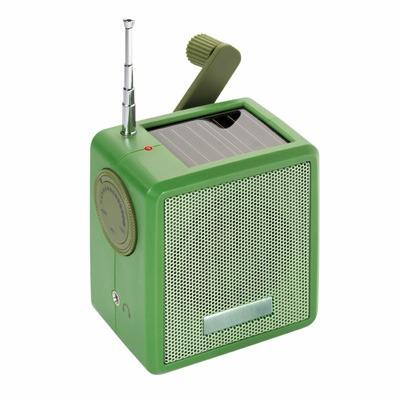 Radio & radio réveil ClipSonic Radio écologique à énergie solaire ClipSonic Radio écologique à énergie solaire