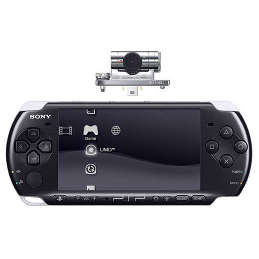 sony psp slim lite 3000 coloris noir go cam cam ra 1 3 megapixels sony. Black Bedroom Furniture Sets. Home Design Ideas