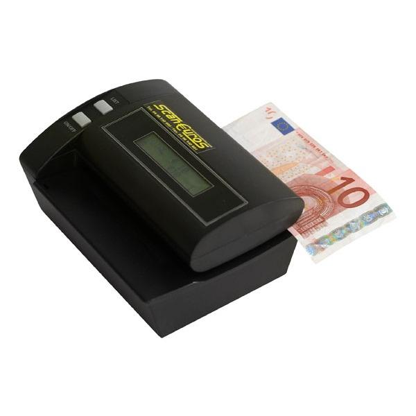 Monétique Scan€uros Détecteur de faux billets Scan€uro II Pro Détecteur de faux billets Scan€uro II Pro