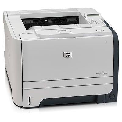 Imprimante laser HP LaserJet P2055dn HP LaserJet P2055dn - Imprimante laser monochrome (USB 2.0/Ethernet)