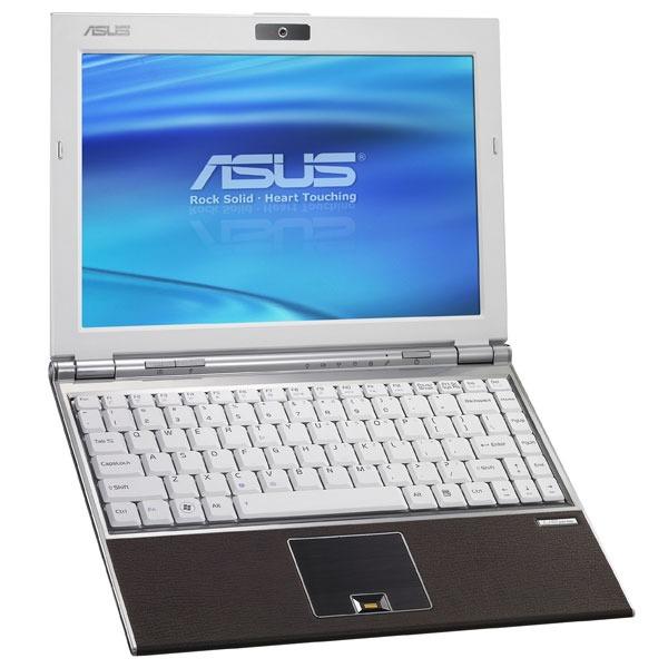 "PC portable ASUS U6VC-2P021E ASUS U6VC-2P021E - Intel Core 2 Duo P8600 3 Go 320 Go 12.1"" TFT Graveur DVD Super Multi DL Wi-Fi N/Bluetooth Webcam WVP"