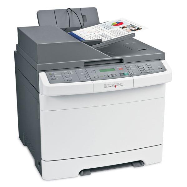 Imprimante multifonction Lexmark X544dw Lexmark X544dw - Imprimante laser couleur multifonction 4-en-1 (USB 2.0 / Ethernet / Wi-Fi)