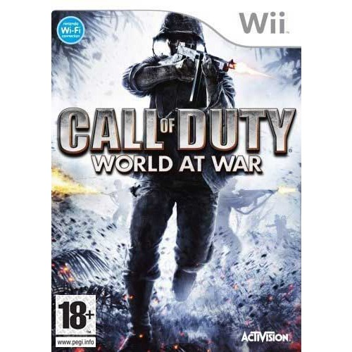 LDLC.com Call of Duty : World at War (Wii) Call of Duty : World at War (Wii)