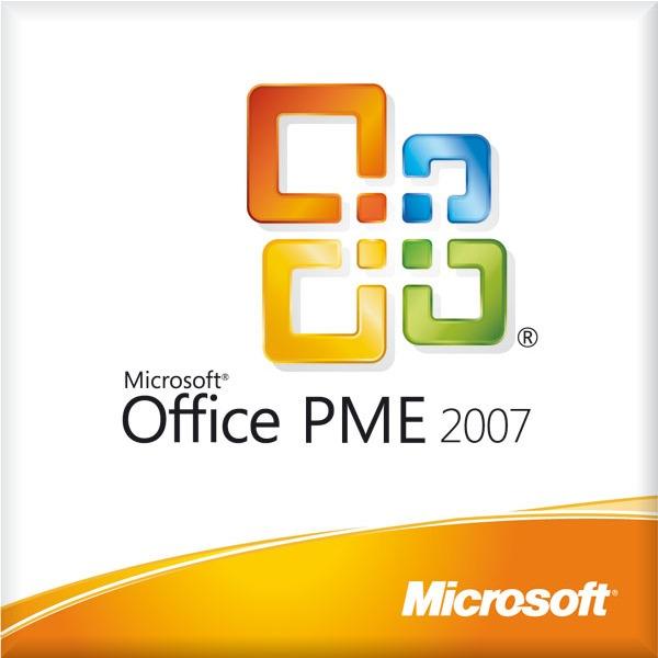 Microsoft office pme 2007 oem logiciel bureautique - Office famille et petite entreprise 2013 telecharger ...