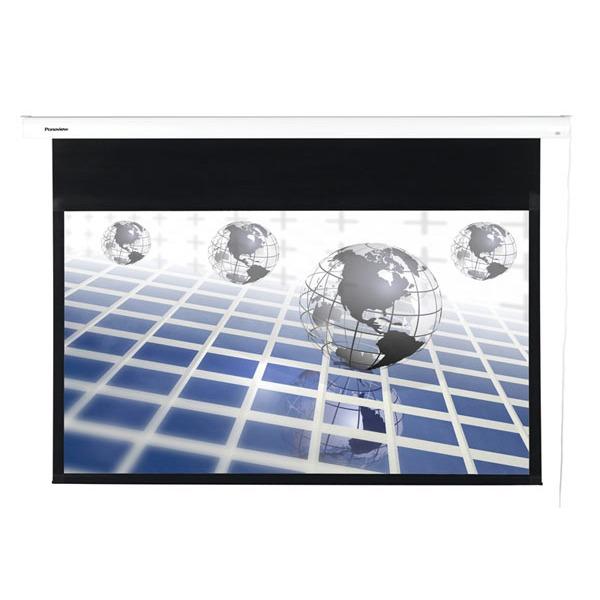 Ecran de projection Optoma DS-9092PMS Optoma DS-9092PMS - Ecran manuel - Format 16:9 - 203 x 114 cm