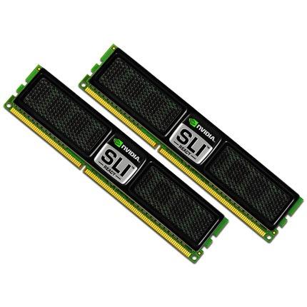 Mémoire PC OCZ OCZ3N1800SR4GK OCZ NVIDIA SLI-Ready Edition 4 Go (Kit 2x 2 Go) DDR3-SDRAM PC3-14400 - OCZ3N1800SR4GK (garantie 10 ans par OCZ)