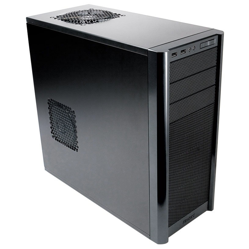 Boîtier PC Antec Three Hundred Boîtier gamer moyen tour
