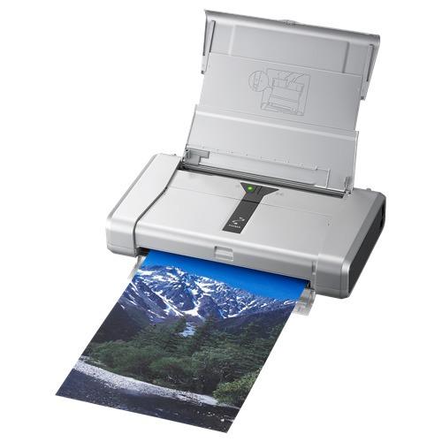 Imprimante jet d'encre Canon PIXMA iP100 Imprimante jet d'encre (USB 2.0/IrDA)
